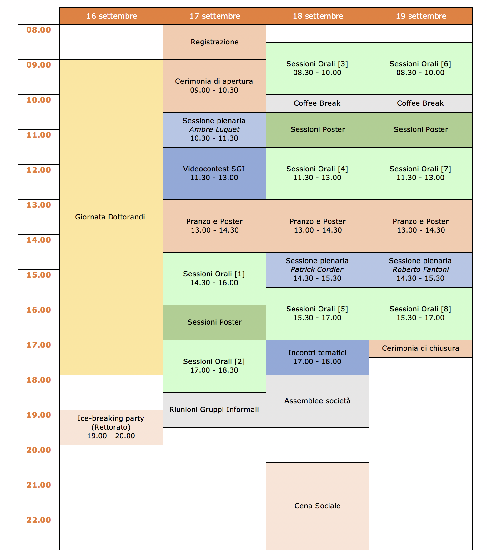 timetable mag19
